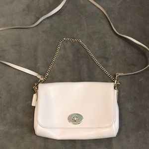 COACH crossbody/evening bag